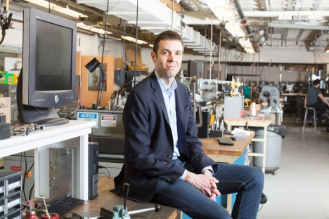 Construyendo las herramientas de la próxima revolución industrial