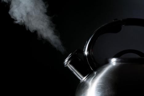 Los experimentos revelan la física de la evaporación.
