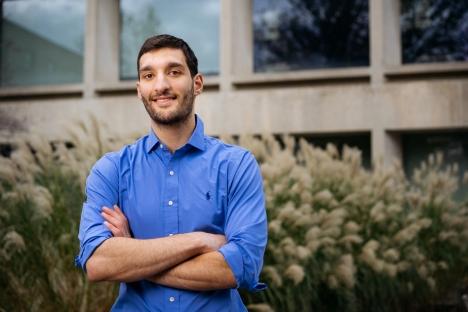 MIT senior gana la Beca Rhodes 2020 para Siria, Jordania, Líbano y Palestina