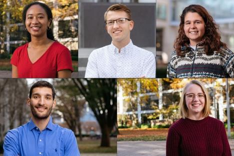 Cinco estudiantes del MIT nombrados 2020 Rhodes Scholars