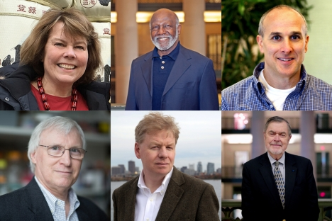 Seis miembros del profesorado del MIT fueron elegidos miembros de la AAAS 2019
