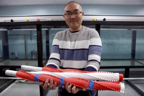 El tanque de remolque inteligente impulsa la investigación humano-robot-computadora