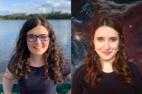 Charlotte Minsky y Lyndie Mitchell Zollinger nombrados Becarios Cambridge Gates 2020