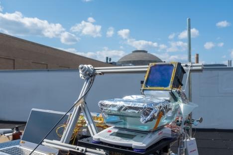 Desalinización de agua solar simple | Noticias del MIT