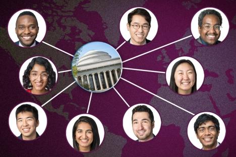 Nueve del MIT reciben becas 2020 y Daisy Soros 2020 para nuevos estadounidenses
