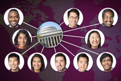 Diez estudiantes del MIT reciben las becas Paul y Daisy Soros 2020 para nuevos estadounidenses