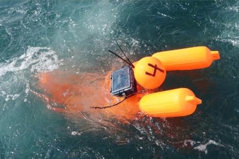 """El algoritmo de búsqueda y rescate identifica """"trampas"""" ocultas en aguas oceánicas"""