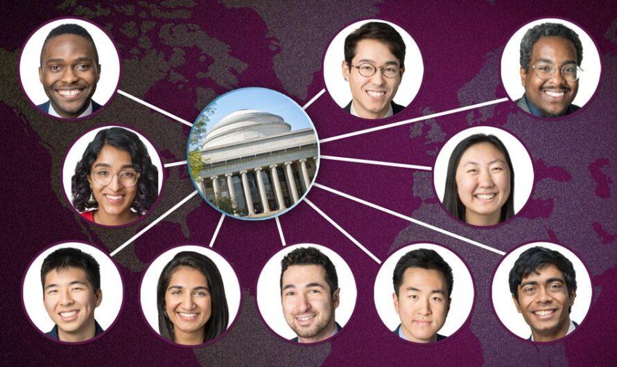Diez del MIT reciben becas Paul y Daisy Soros 2020 para nuevos estadounidenses | Noticias del MIT