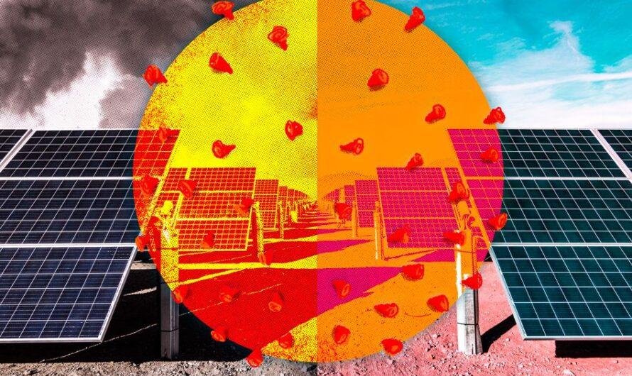 El cierre de Covid-19 llevó a una mayor producción de energía solar | Noticias del MIT