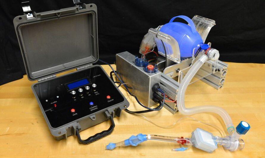 El equipo del MIT corre para suplir la escasez de ventiladores Covid-19 | Noticias del MIT