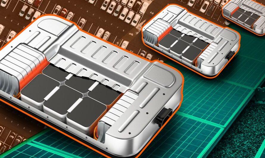 Las granjas solares podrían dar una segunda vida a las baterías de los vehículos eléctricos | Noticias del MIT