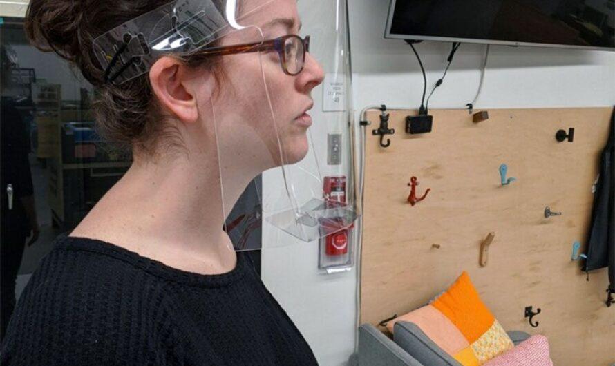 MIT lanza la fabricación masiva de protectores faciales desechables para la respuesta Covid-19 | Noticias del MIT