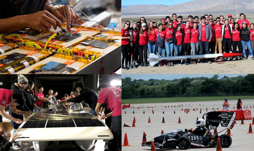 Cómo los equipos de cohetes, coches eléctricos y vehículos solares del MIT se adaptaron a la pandemia | Noticias del MIT