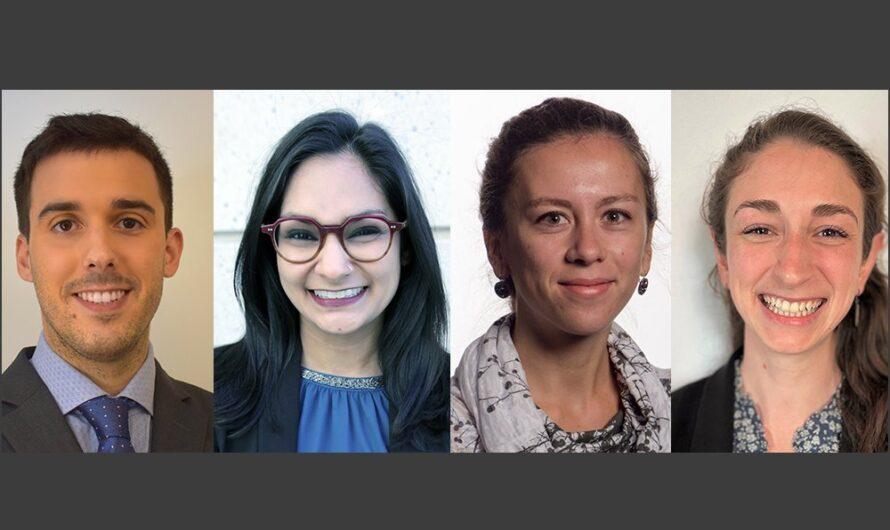 Cuatro investigadores reciben becas científicas interdisciplinarias de Schmidt | Noticias del MIT
