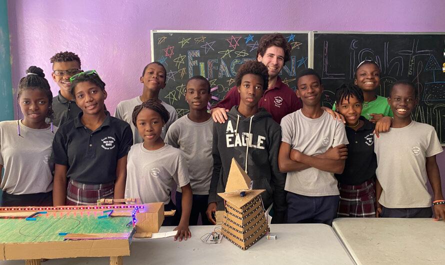 Formación de profesores en Haití | Noticias del MIT
